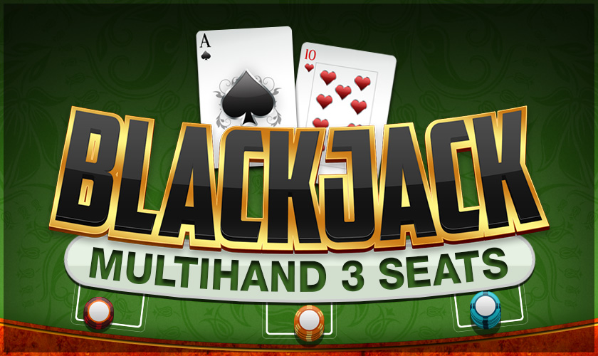 Blackjack Multihand 3 Seats