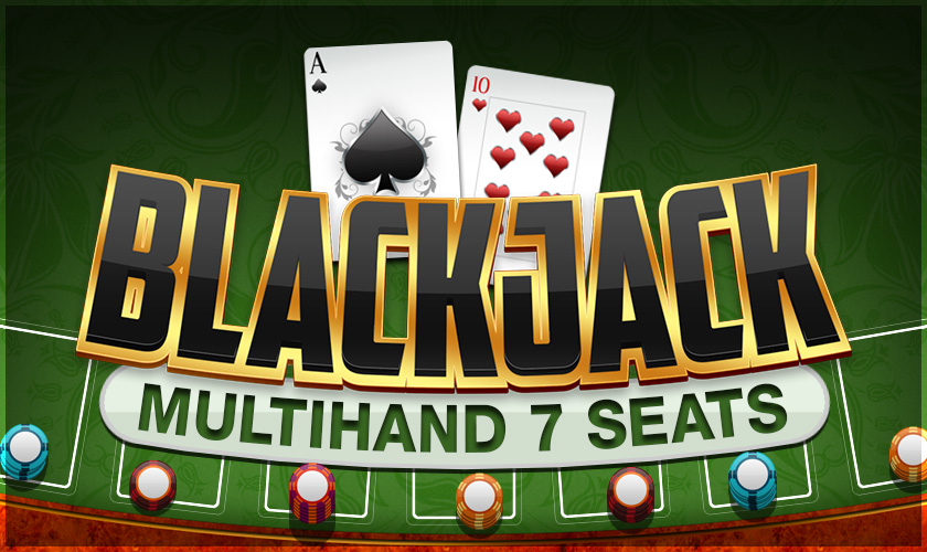 Blackjack Multihand 7 Seats