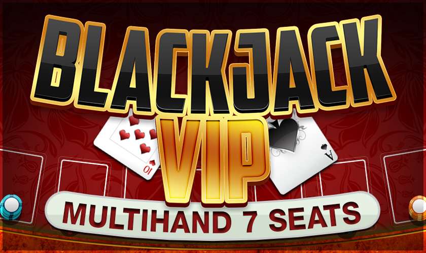 Blackjack Multihand 7 Seats VIP